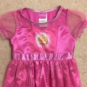 Disney Pajamas - Disney Princess night gown size 4T